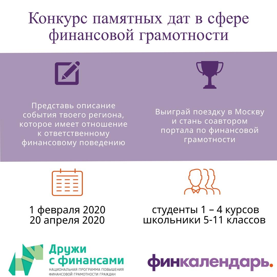 Конкурс по финансовой грамотности